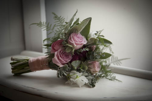 Learn to make a bouquet and more at Burmieston